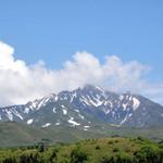 14218600 - オタトマリ沼から見る利尻富士