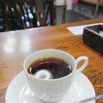 インディラ - ホットコーヒー