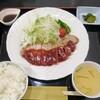 ホテルパラダイスヒルズ - 料理写真:ポークチャップセット