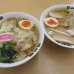 田村屋 - ありゃ、煮卵が・・・?