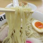 田村屋 - コシの在る旨い麺!