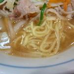 14219745 - 麺とスープ