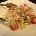 さくらみち - スモークチキンのサラダ