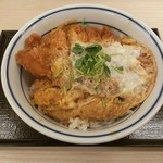 かつや 名古屋丸の内店 - カツ丼