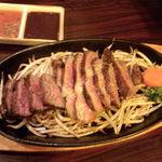 さくらみち - 牛バラステーキ
