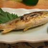 和乃家 - 料理写真:お腹に卵がいっぱい詰まった子持ち鮎塩焼き[2020年12月]