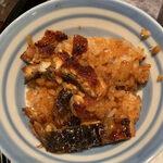 Maruyahonten - 上ひつまぶしの1膳目