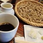 達磨 - 料理写真:田舎そば