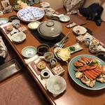 三吉 かに楽座 甲羅戯 - 料理写真: