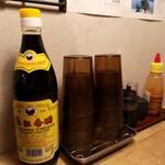 カユゾー - 調味料たち