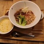 カユゾー - 担々麺のカユゾーセット
