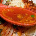 桃源花 - スープ