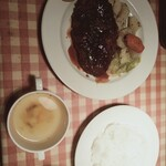 Mo's Cafe - 料理写真: