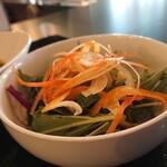 オーガニック カムー - 野菜がとにかく力強い味でびっくり 202012