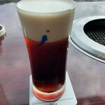 叙々苑 - エビス赤生ビール