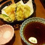 和食 喜久屋 - ☆天ぷらまで(*^。^*)☆