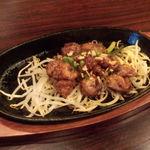 さくらみち - シロコロ焼き
