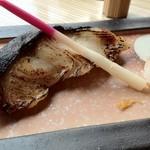 和雅家 - ランチ:本日の焼魚 銀鱈の西京焼