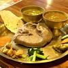 アジアンレストラン&バー サーランギー - 料理写真:Nepali Dhido Set