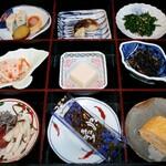 料理旅館 松本亭 - 朝食