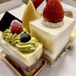 欧風菓子工房 カーメル - 料理写真: