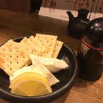 博多よし魚 - クリームチーズ豆腐