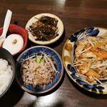 142207587 - ゆうなんぎいA定食 3080円