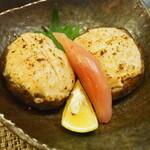 キッチン ウィル - 椎茸つくね焼き650円。