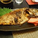 キッチン ウィル - ノドグロ西京焼1,900円。