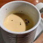 142214624 - スープ(パスタランチ)