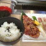 142215021 - カルビ定食