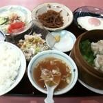 14222795 - シュウマイ定食