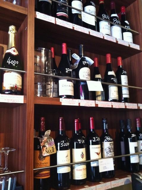Enn - ワイン棚