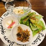 かまやカフェ・デュ・レヴァベール - お洒落な前菜