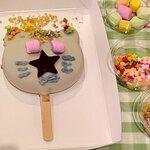 ブルーシール アイスパーク - 料理写真:オリジナルアイスバー