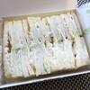 ラビアンローズ - 料理写真:◆サンドウィッチは甘めのマヨネーズタップリで、つゆだくならぬ「マヨダク」。