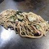 ホルモン焼きうどん 一力 - 料理写真: