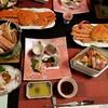 Oonishiyasuishouen - 料理写真:蟹づくしの夕食