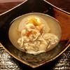 角館山荘侘桜 - 料理写真:座附 冬大根の田舎煮