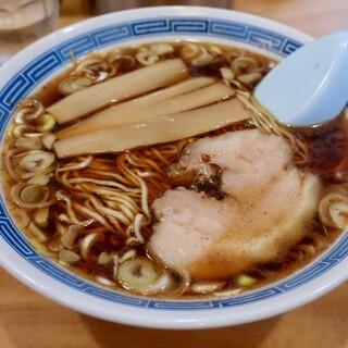 まさごそば - 料理写真:中華そば(700円)