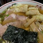 置賜屋 - 【ワンタンメン…850円】♫2020/10
