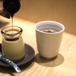 そま莉 - 大阿蘇牛乳と卵のプリン