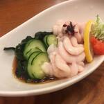 寿司 やまと - * 白子ポン酢 680円