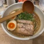 よってこや - 京都屋台味醤油ラーメン