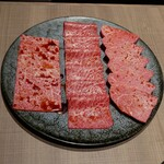 うし松 - ☆3種類のタレ焼き!(^^)!☆