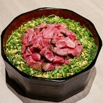 うし松 - ☆肉ガーリック炒飯(^◇^)☆