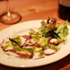 ニクータ - 料理写真:タコのカルパッチョ