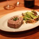 ニクータ - お肉のパテ