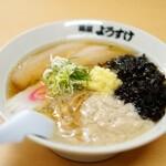 麺屋 ようすけ - 料理写真:新潟背脂醤油