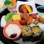 せいぶ農産発 焼肉DINING まるぎゅう - お子様ランチ改訂版